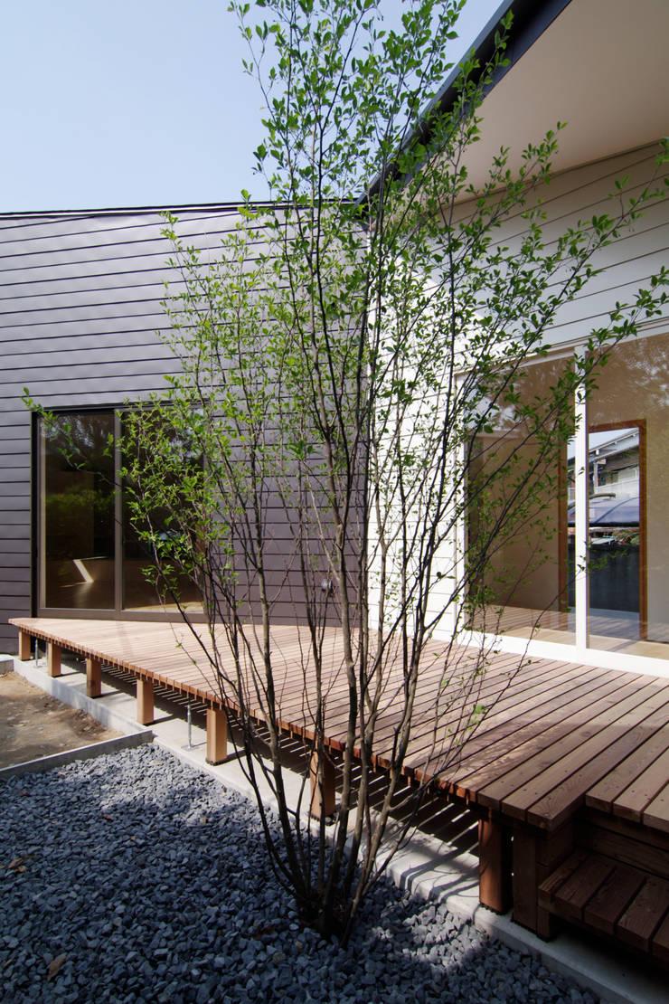 露臺 by ウタグチシホ建築アトリエ/Utaguchi Architectural Atelier,
