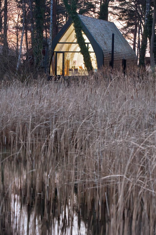 Rumah oleh Pfeiffer Architekten,