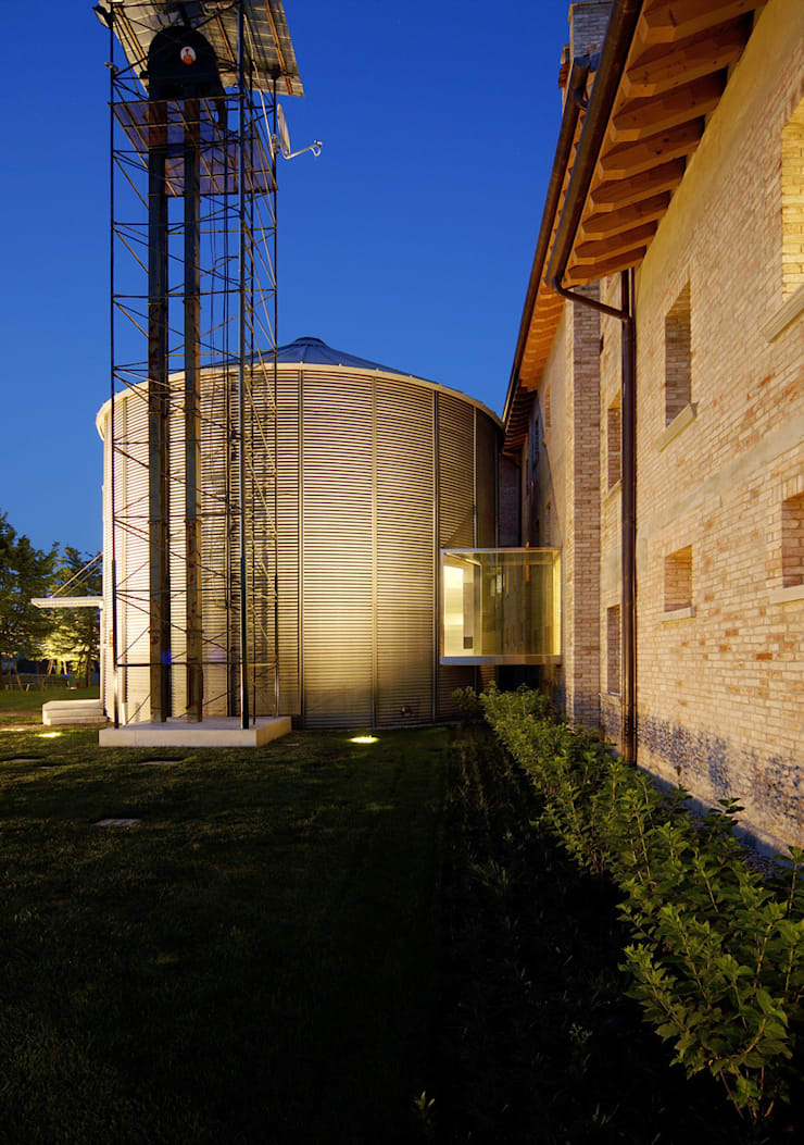 Country house by zanon architetti associati