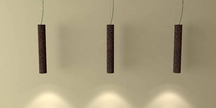 Porfido e luce:  in stile  di Design art, Minimalista