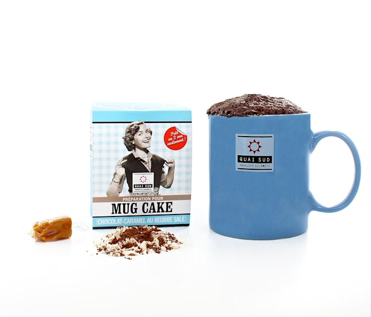 Préparations pour mug cakes Quai Sud:  de style  par Quai Sud