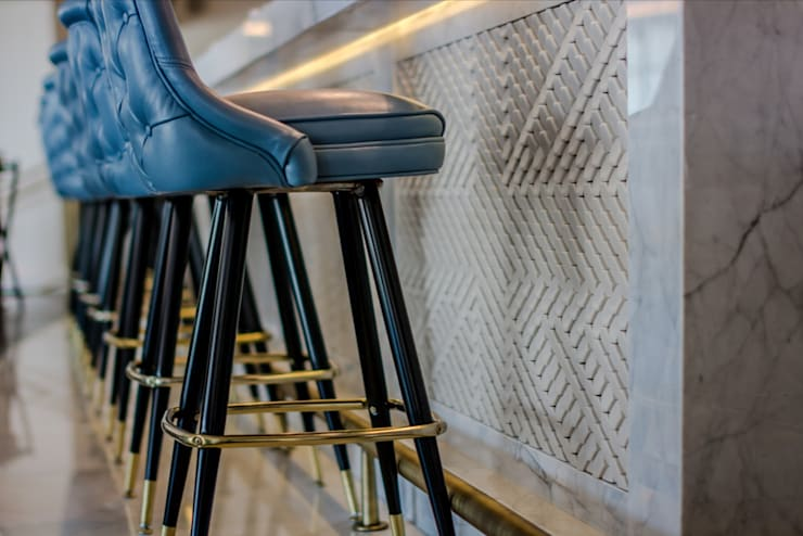 Geales Restaurant:  Commercial Spaces by Giles Miller Studio