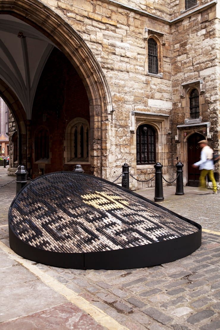 Heart of Architecture, Clerkenwell:  Commercial Spaces by Giles Miller Studio
