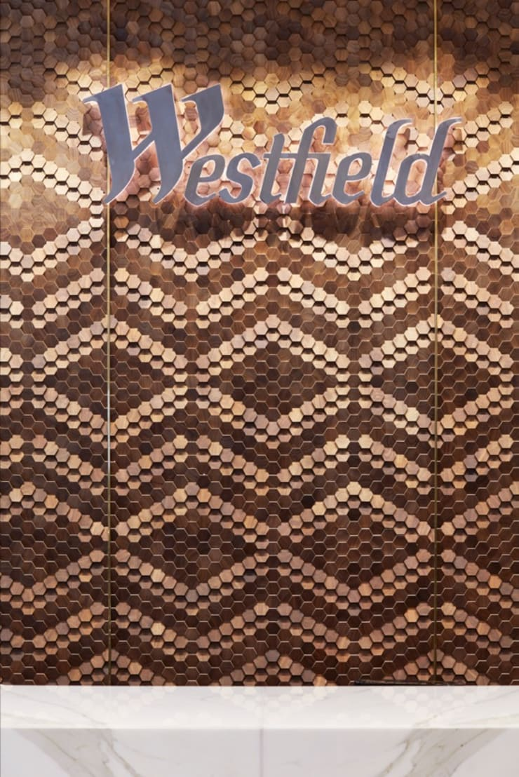 Westfield Headquarters:  Walls by Giles Miller Studio
