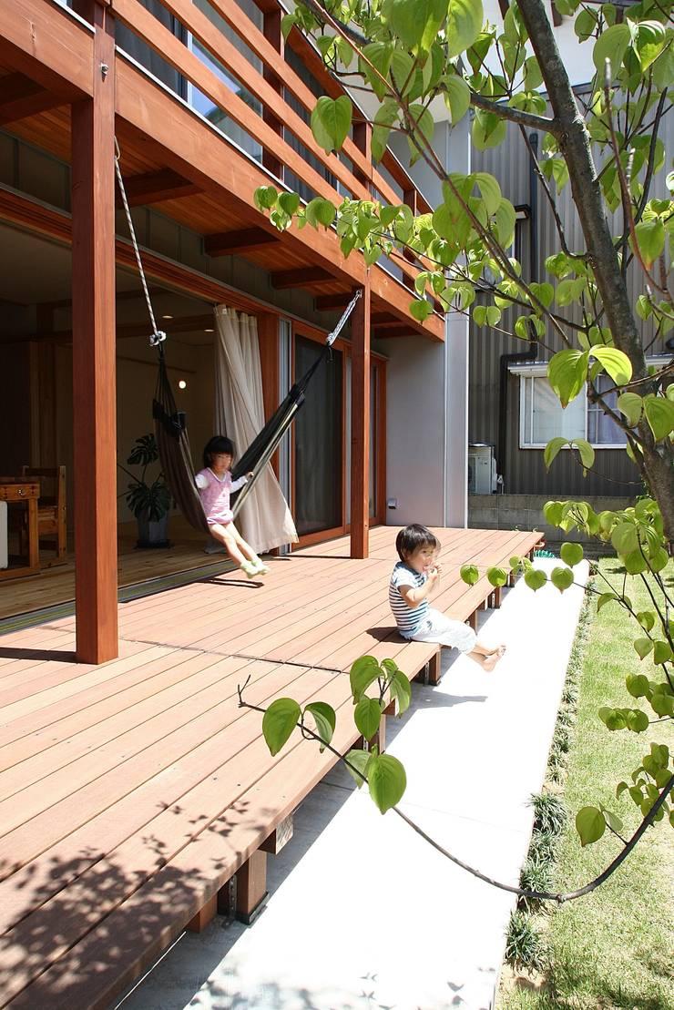 Garten von 伊藤瑞貴建築設計事務所, Asiatisch