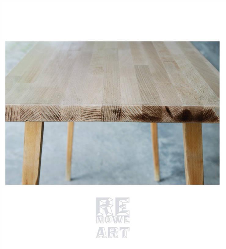 www.mybaze.com/pl/renoweart: styl , w kategorii Domowe biuro i gabinet zaprojektowany przez ReNowe Art