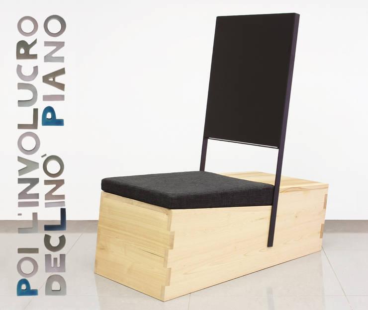 aMA:  in stile  di Fabrizio Demma Atelier, Scandinavo
