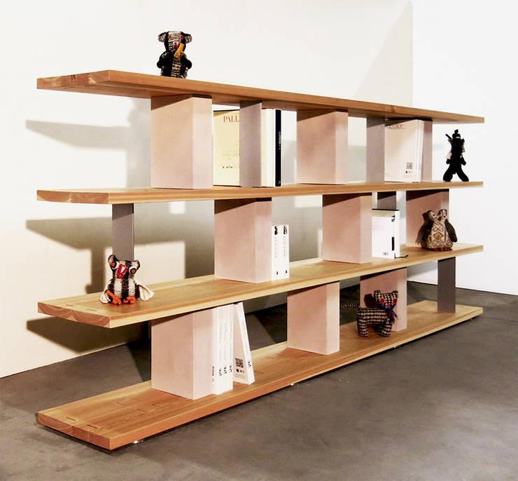 Salas de estilo  por Fabrizio Demma Atelier
