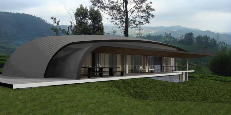 Conoor House: modern Houses by Studio Lotus