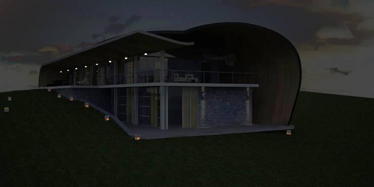 Conoor House:  Houses by Studio Lotus