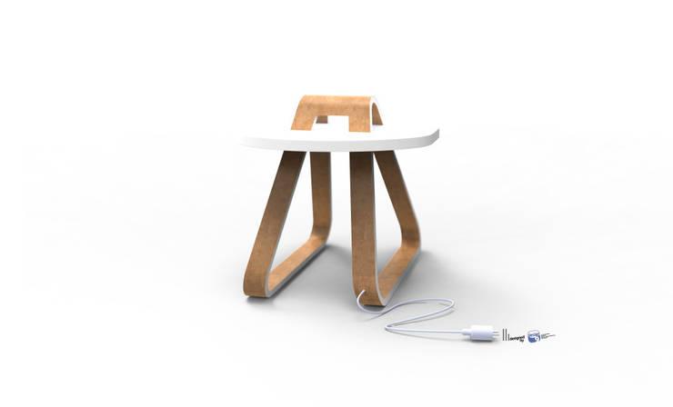 Table T9: Salon de style  par Design9