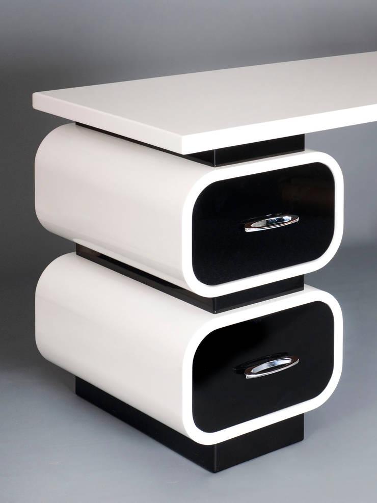 """bureau """"Contraste"""" par Julien Lachaud: Bureau de style  par julien lachaud ébéniste"""