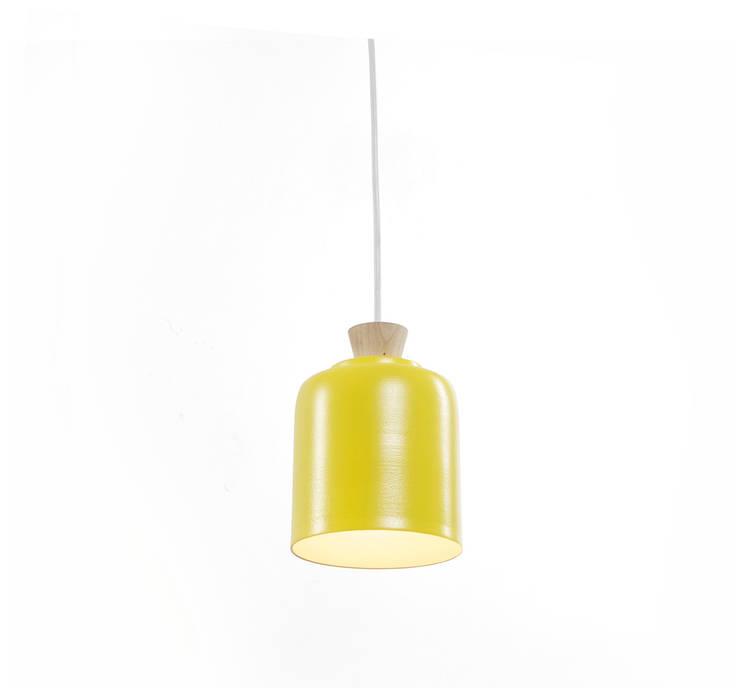 Mini Lamp: Estudio de estilo  por Natural Urbano