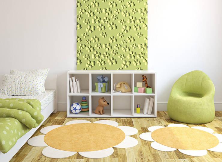 Dormitorios infantiles de estilo  de Loft Design System Deutschland