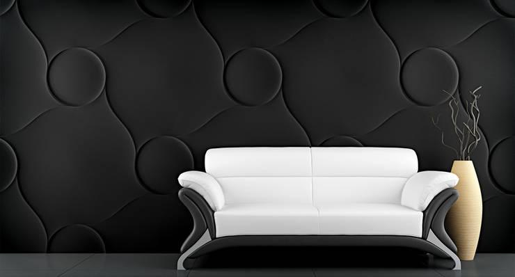 Pareti & Pavimenti in stile in stile Classico di Loft Design System Deutschland