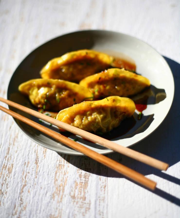 Le Dumpling Cube: Cuisine de style  par CHEVALIER DIFFUSION