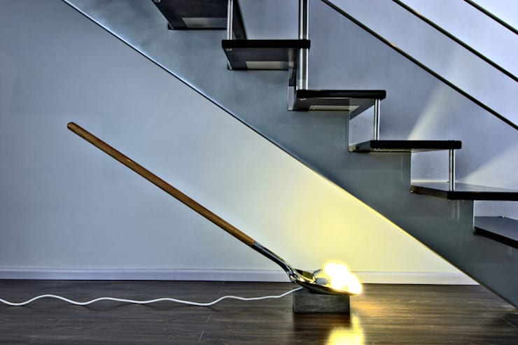 Light Digging: Arte de estilo  por Natural Urbano