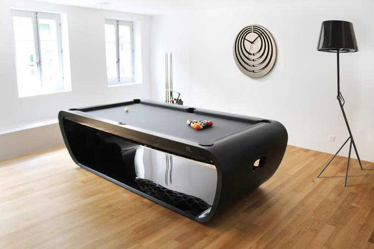 Sala multimedia de estilo  de Quantum Play