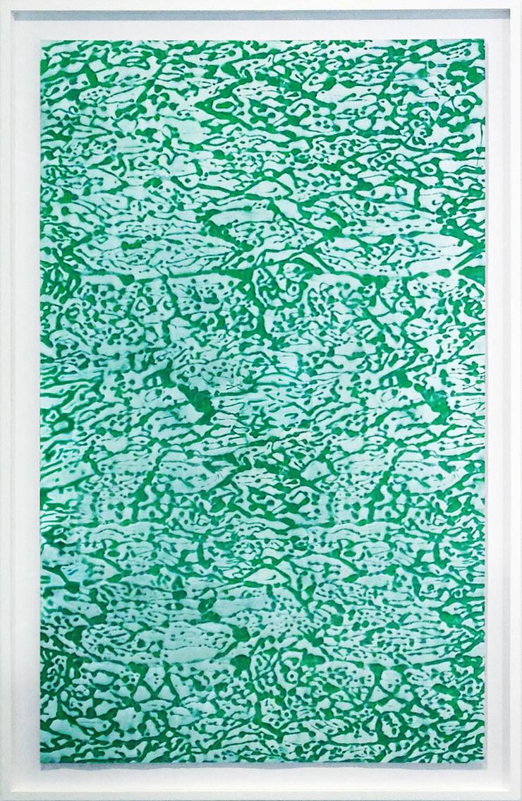 Green Meat: Saiが手掛けたアートです。