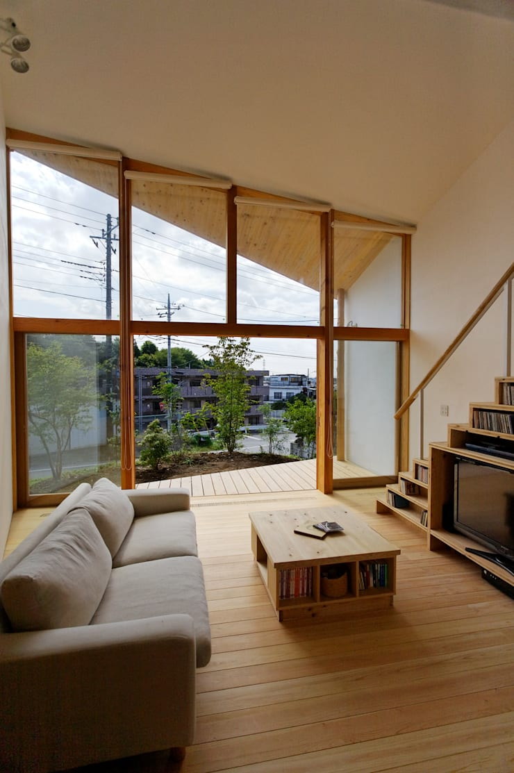 だんだんの家 家 の 中山大輔建築設計事務所/Nakayama Architects