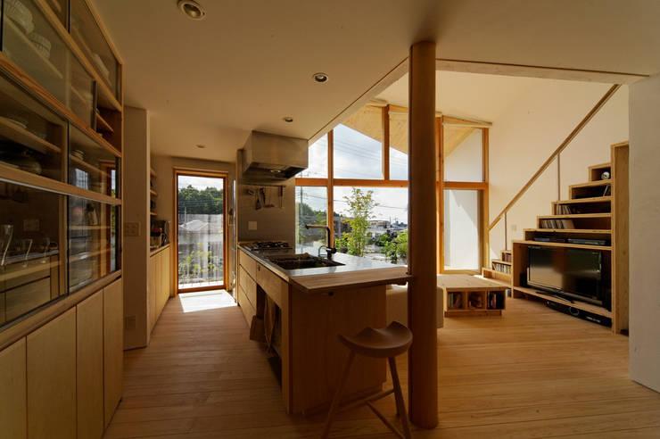 だんだんの家: 中山大輔建築設計事務所/Nakayama Architectsが手掛けた家です。