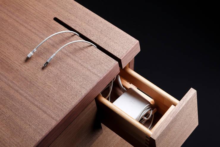 CARTESIA DESK: NOSIGNERが手掛けた勉強部屋/オフィスです。