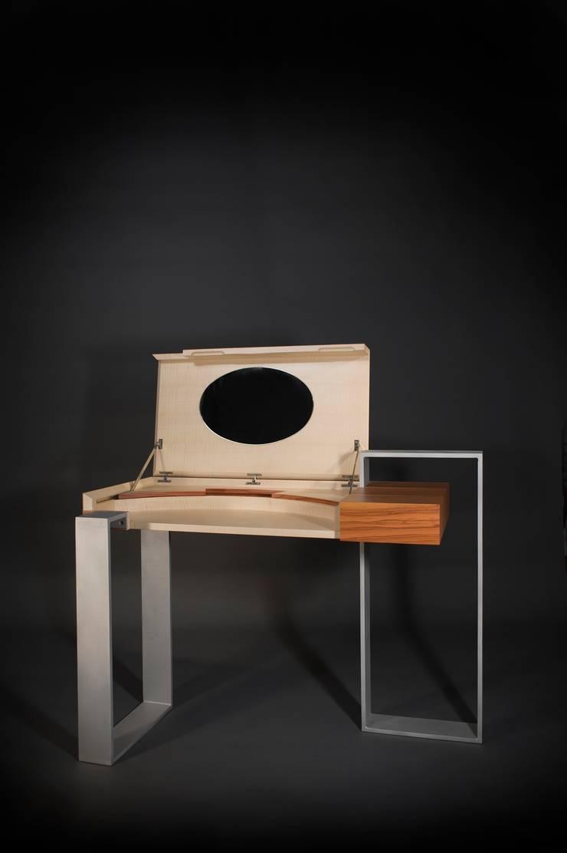 Coiffeuse: Maison de style  par Daan Koers Ebéniste