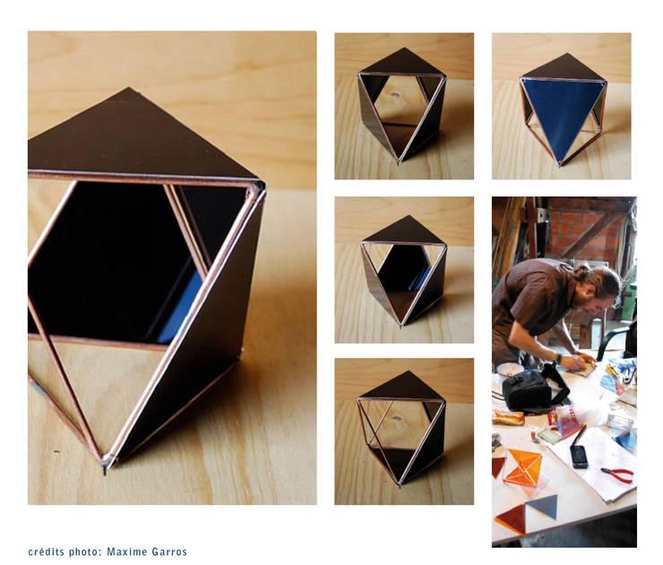 Octahedron project: Maison de style  par Maxime Garros