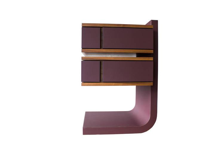 Nr. 13 - Beistelltisch mit besonderem Design: ausgefallene Wohnzimmer von yourelement