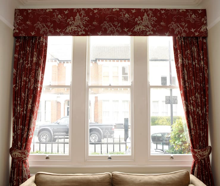 Curtains:   by Daisy Whitehead Designs