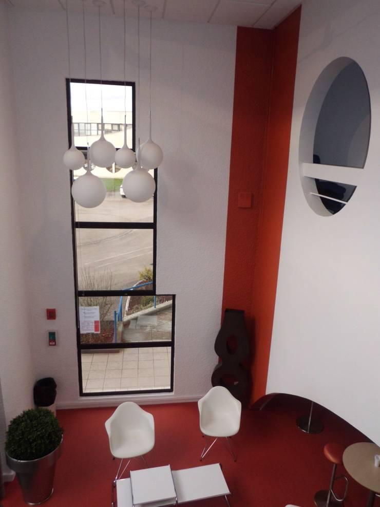 hall:  de style  par Saga Design