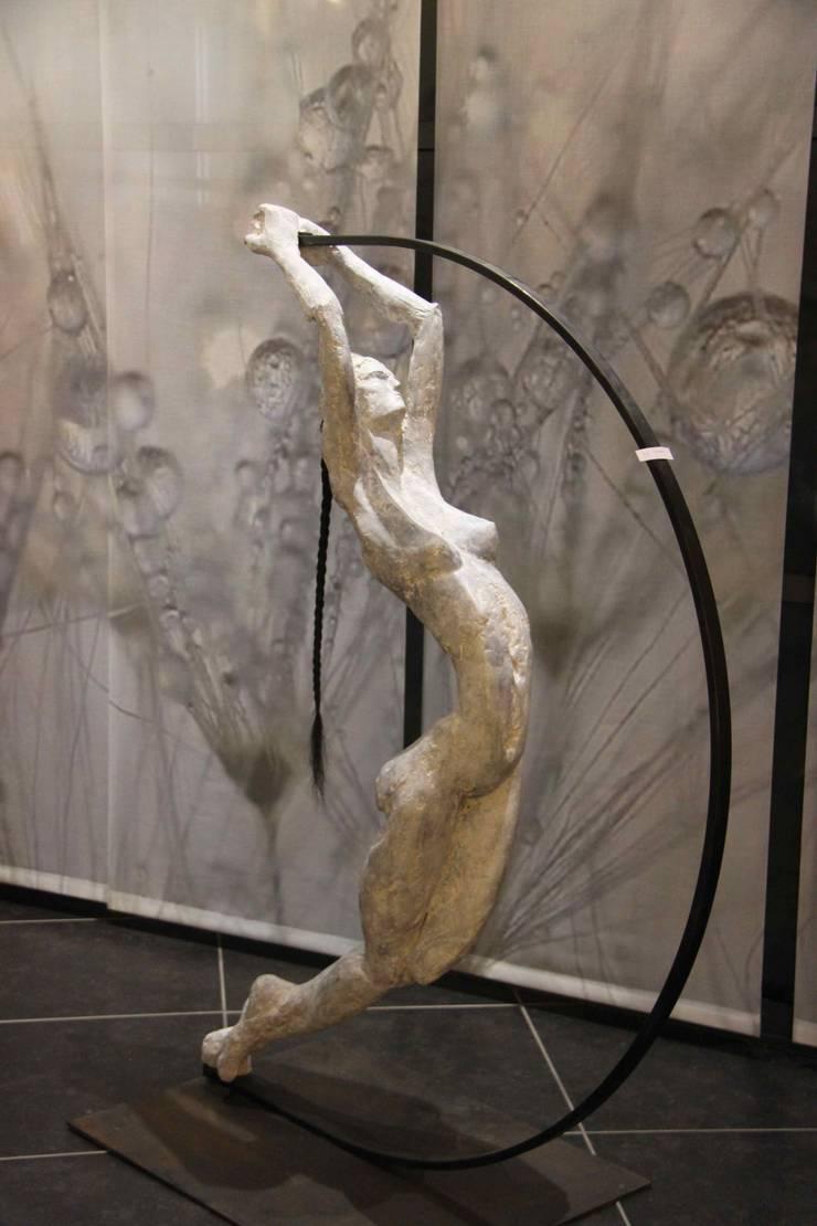 OP ZOOM:  de style  par ABEL sculpture