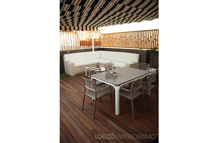 Terraza De Diseño En Catarroja Valencia By Ideas