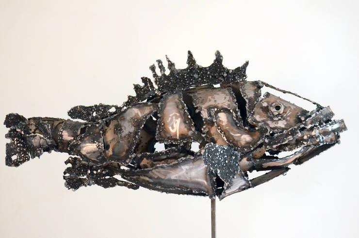 MEROU: Art de style  par du buisson sculptures