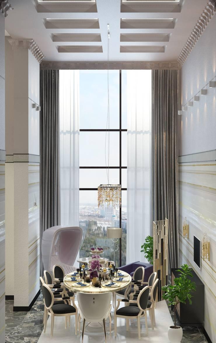 Dining room by Katerina Butenko, Classic