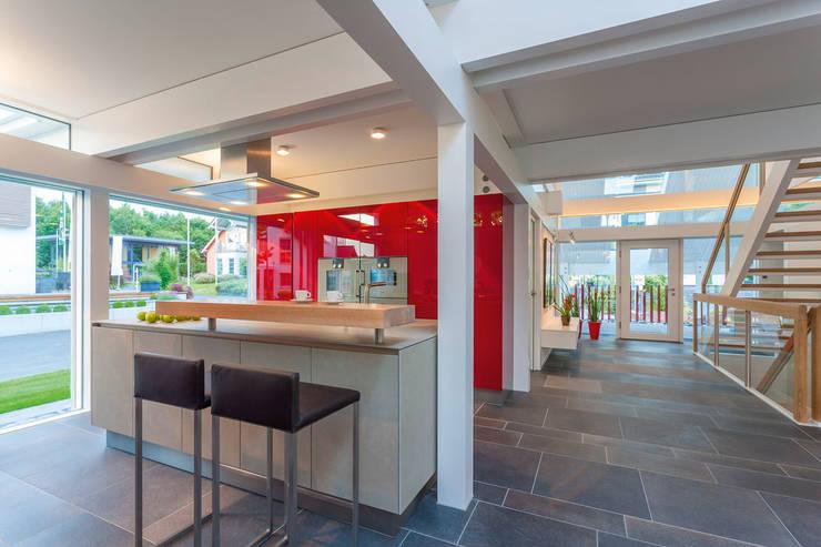 Keuken door HUF HAUS GmbH u. Co. KG