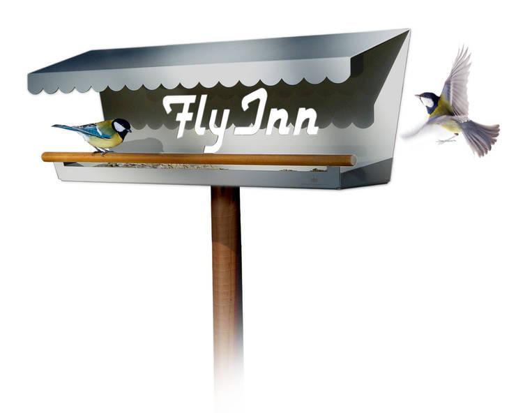 Fly Inn Vogelhaus:   von Crown-presents