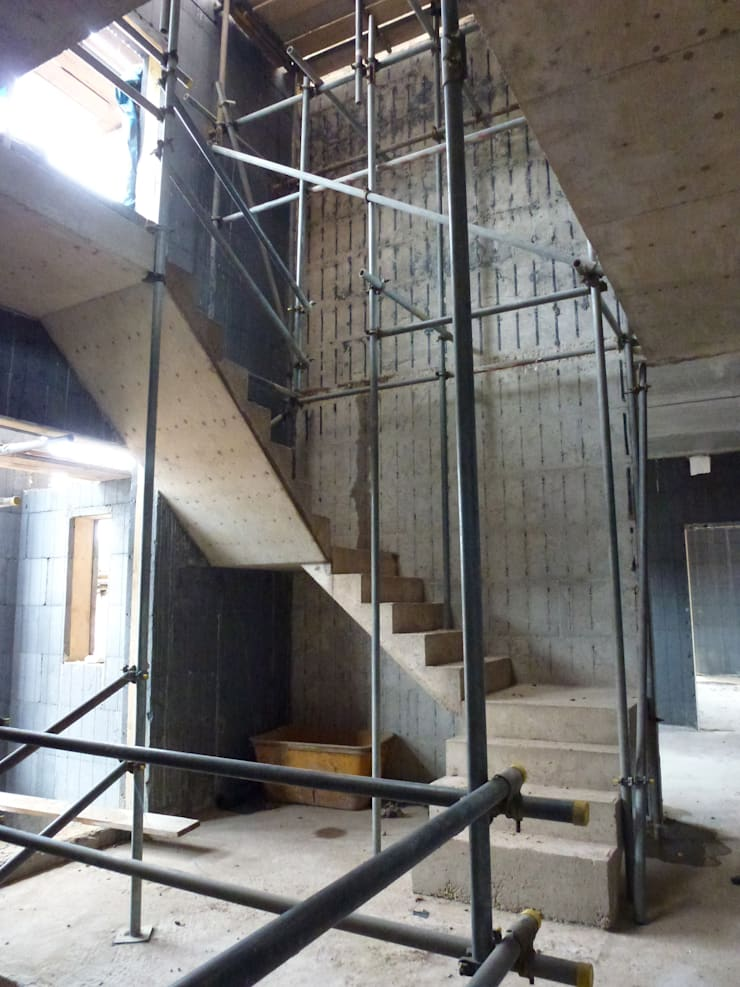Before Bisca:   by Bisca Staircases