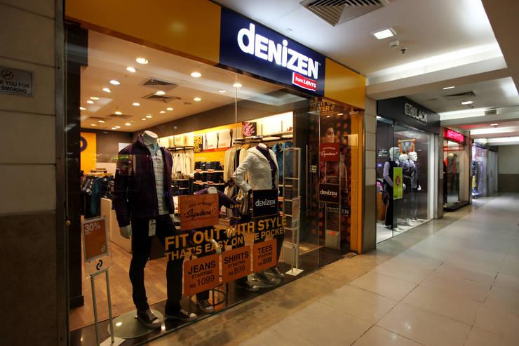 DENIZEN STORES:  Shopping Centres by DESIGN5