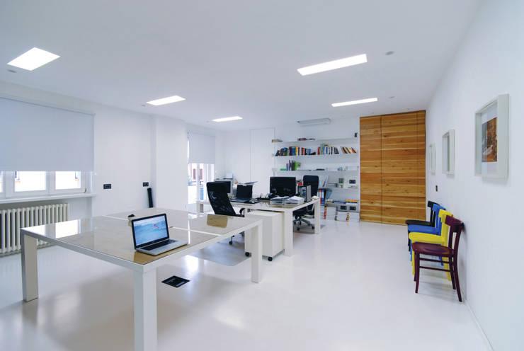 Idee per arredare lo studio o l 39 ufficio for Arredare lo studio in casa