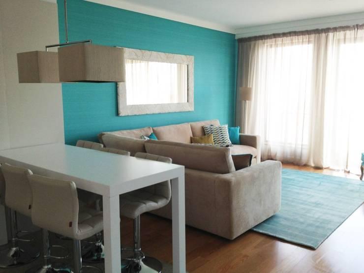 Sala - Amoreiras I:   por Stoc Casa Interiores