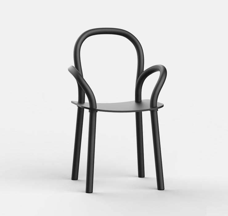 TUBA: Maison de style  par Baptiste Lanne
