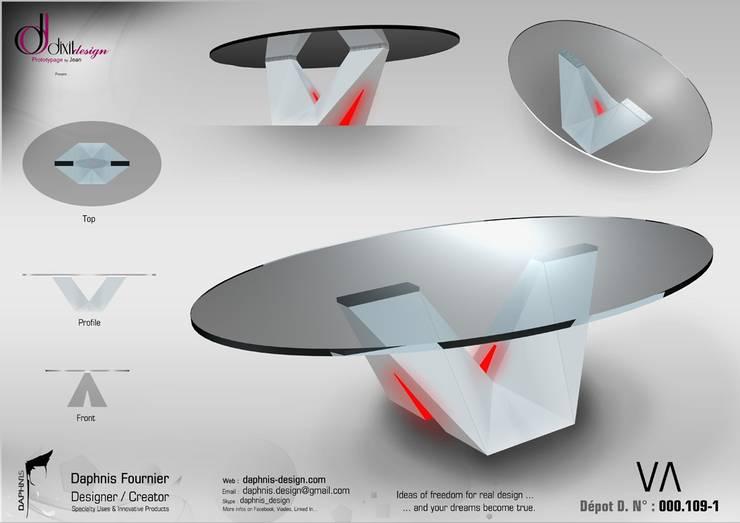 VΛ:  de style  par Daphnis Fournier