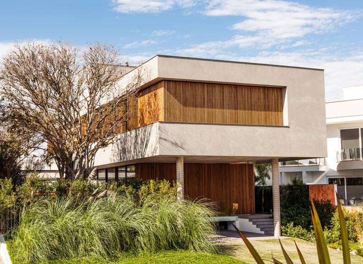 Projekty,  Domy zaprojektowane przez MarchettiBonetti+