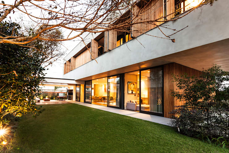 Casas  por MarchettiBonetti+