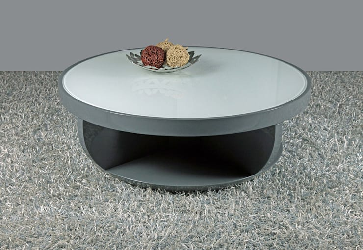 Projekty,  Salon zaprojektowane przez Daphnis Fournier
