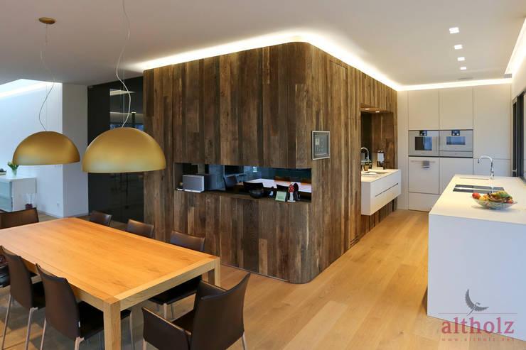 Cocinas de estilo moderno de altholz, Baumgartner & Co GmbH