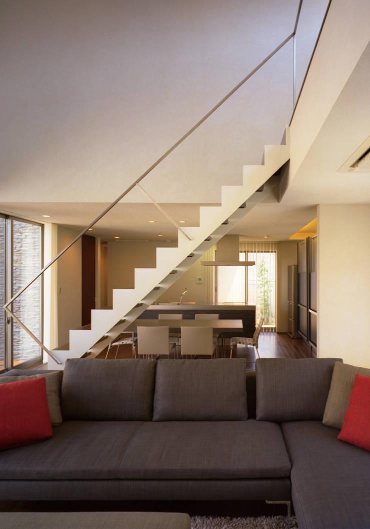KST PRIVATE RESIDENCE : METAPH建築設計事務所 / METAPH ARCHITECT ASSOCIATESが手掛けた家です。,