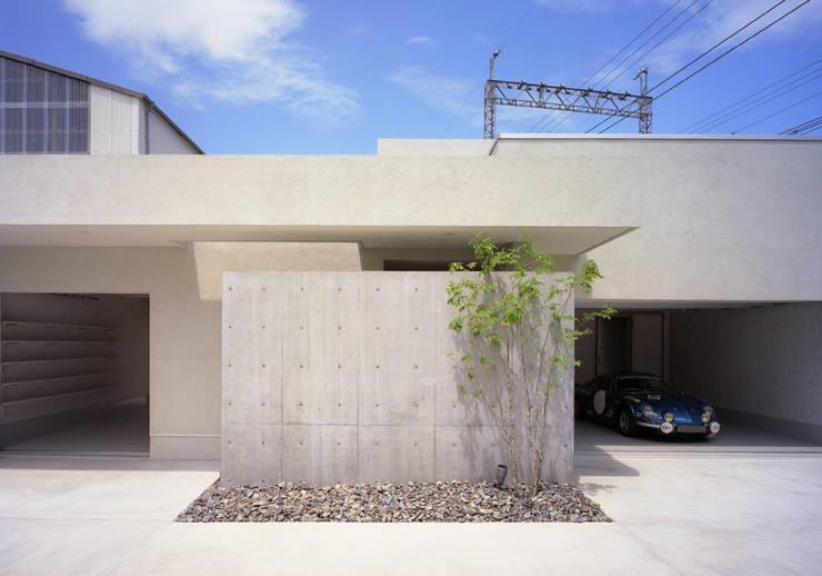 KST PRIVATE RESIDENCE : METAPH建築設計事務所 / METAPH ARCHITECT ASSOCIATESが手掛けた家です。