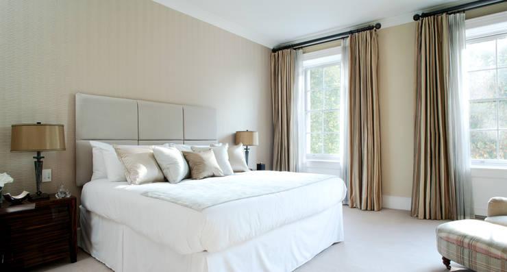 Habitaciones de estilo  por Roselind Wilson Design